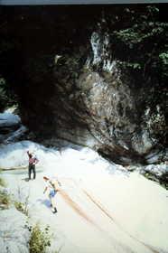 19840727-甲斐駒が岳大武川源流を行く.JPG