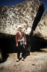 19840922-仁寿峰の山頂で.JPG