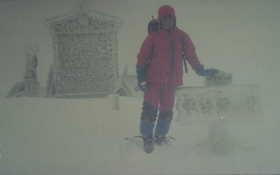 19930114-吹雪の甲斐駒ヶ岳.JPG