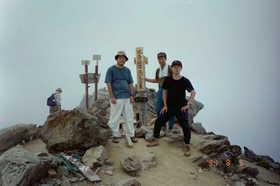 19940805-北岳山頂で.JPG