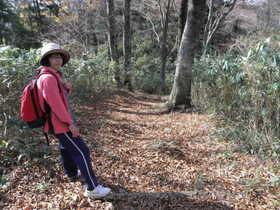 20091107-今年の若杉峠は紅葉が早かったようです.JPG